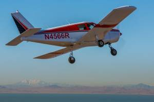 high sierra pilots flying school airplane