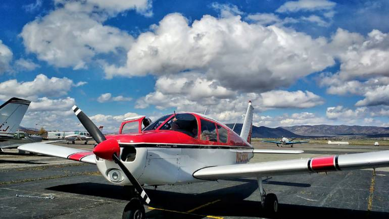 The Best Flying Club Near Reno and Lake Tahoe