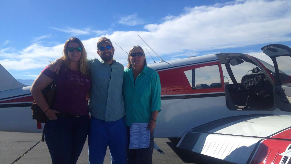 Your Lake Tahoe, Minden, Reno Discovery Flight