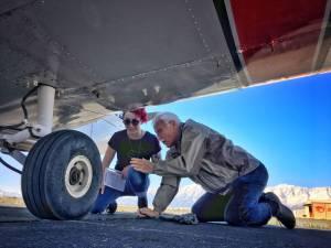 how to become a pilot: the pre-flight check