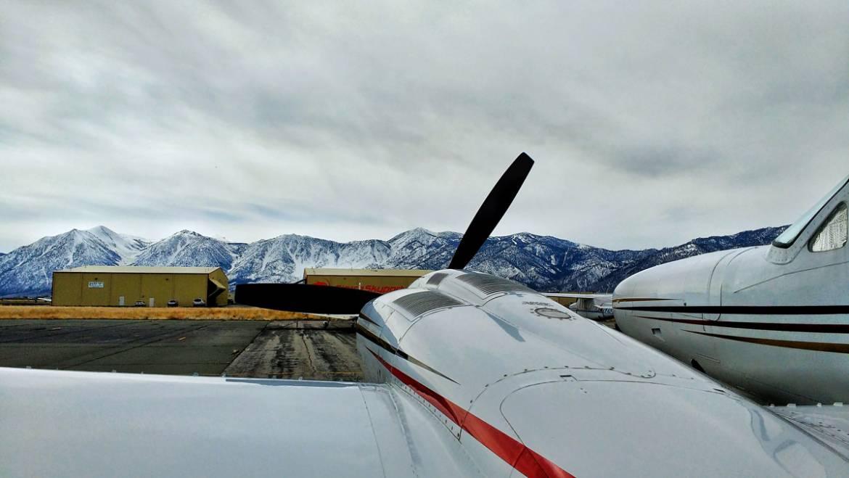 Local Airports Near Reno